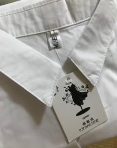Tidobuy 白シャツ