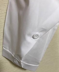 Tidobuy白シャツ袖口 2